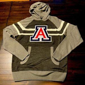 NCAA Arizona Wildcats Hooded Sweater